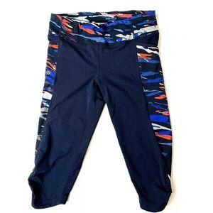 Athleta Be Free Knicker leggings tight crops  M